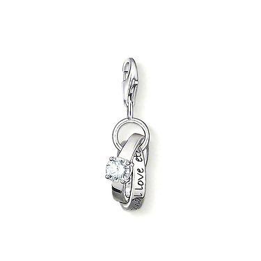 THOMAS SABO Charm - Wedding Rings <3