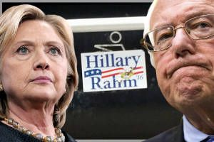 Feel the Bern, indeed: Sanders takes the low road with nasty Clinton tweet, undermining the promise of his campaign