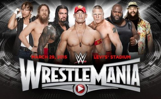 Wrestle Mania 31