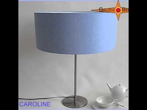 Pendelleuchte CAROLINE. Wussten Sie, dass die Farbe Blau grundsätzlich als Sinnbild für Weite und Freiheit, als Symbol für Tiefe und Ernsthaftigkeit und als Metapher für Sehnsucht gilt? Nichtsdestotrotz ist eine CAROLINE eine sehr schöne und interessante Lampe.
