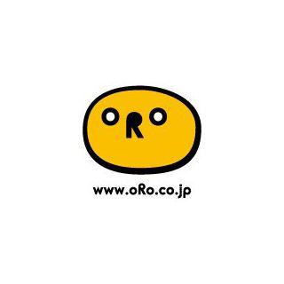 アイデアとテクノロジーのIT系制作会社、オロのロゴマーク。 Japanese logo