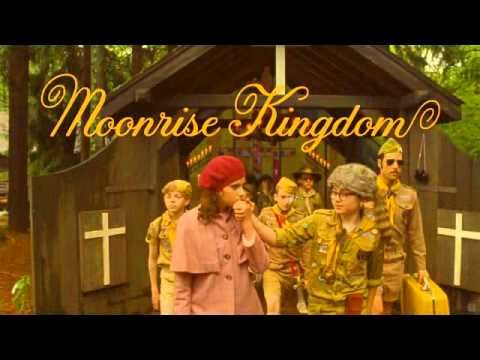 Francoise Hardy - Le Temps De L'amour (Moonrise Kingdom O.S.T.)