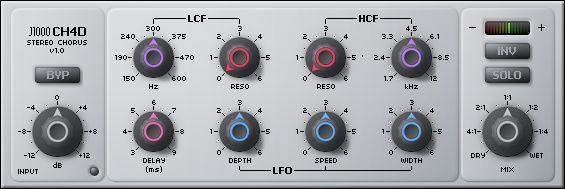 CH4D free chorus VST effect plug-in for Windows.http://www.vstplanet.com/News/14/J1000-releases-CH4D-free-VST-chorus.htm