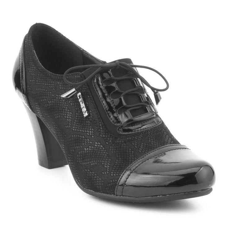 Zapato tacón confort CONFORTISSIMO
