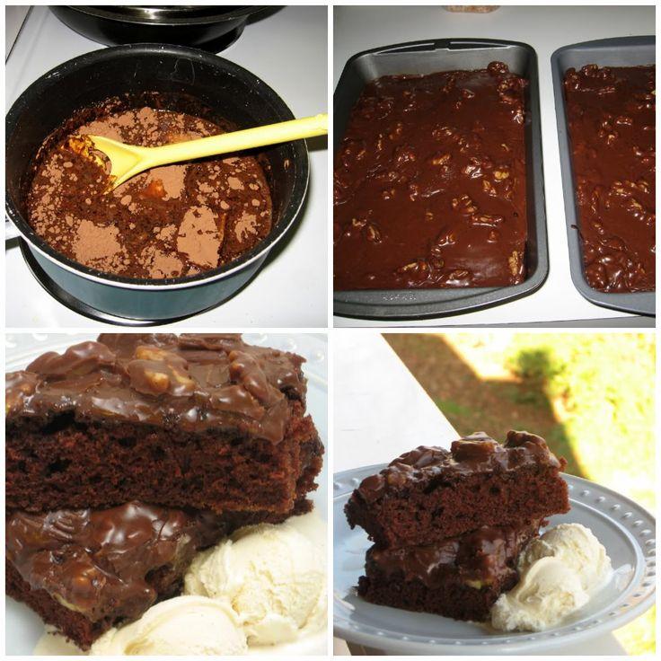 Chocolate Sheet CakeSheet Cake