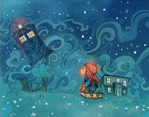 """The Girl Who Waited"" - so cute!!!"