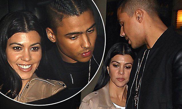 Kourtney Kardashian, 36, joins Diddy's son Quincy, 24   Kourtney ...