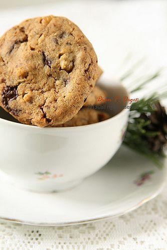 Choco-Nuts-Cookie (homemade)