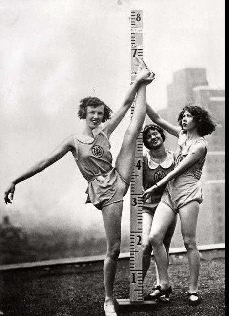 new york ballet students, 1931
