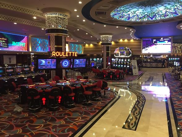INTERBLOCK is a worldwide recognised trademark of multiplayer gaming machines: roulette, blackjack, dice, fish-shrimp-crab, craps, keno, bingo and video games. Electromechanical and electronic gaming solutions by Interblock guarantee casinos, arcades and gambling lounges worldwide superior product performance and their guests a gaming experience to be remembered!