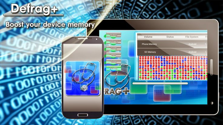 Top Best Android Application 2014: Defrag+ FREE