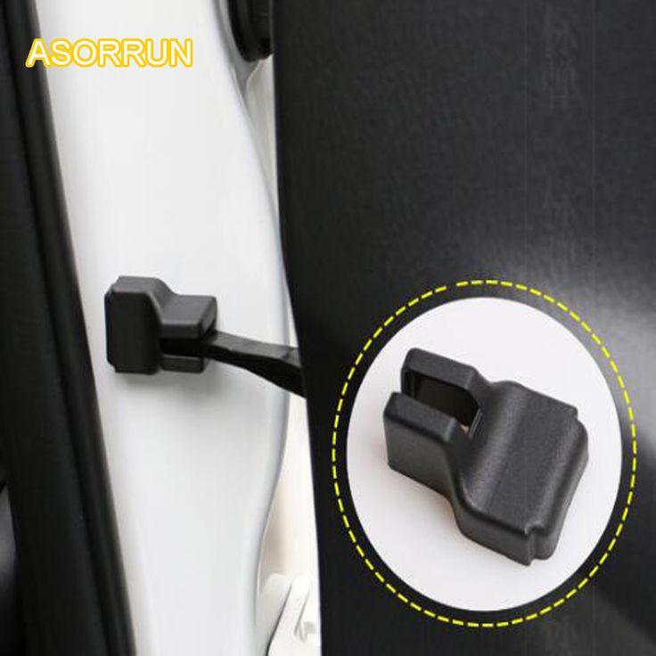 Door buffer cover door buffer protection cover Car accessories For Mazda CX-4 CX-5 ATENZA mazda 3 mazda 5 mazda 6 car styling #Affiliate