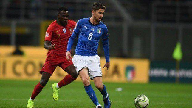 جورجينيو يشدد على أهمية الحفاظ على ثلاثي إيطاليا المنسجم Sports Running