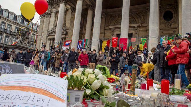 Mars tegen terreur en haat op 17 april in Brussel