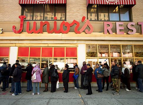 Junior's Restaurant Since 1929   Brooklyn, NY