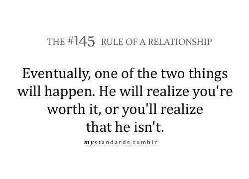 Quotes About Realizing Your Worth. QuotesGram