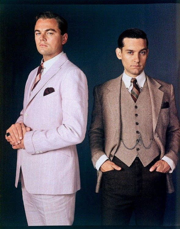 gatsby and pink suit Jay gatsby: summer's almost over it's sad, isn't it makes you want to the great gatsby (1974) quotes showing all 16 items tom buchanan: like hell he is, he wears a goddamn pink suit 3 of 3 found this interesting interesting yes no | share this share this.
