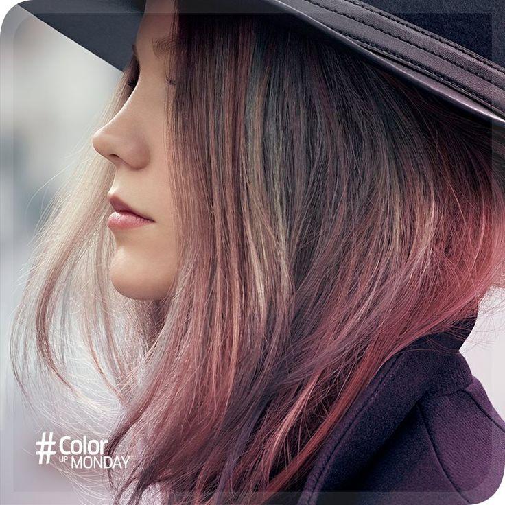 Rosa hoy, rojo carmesí mañana gracias a Wella Professionals, podrás echar un vistazo de como aplicar y trabajar sus tonos nuevos.#Instamatic! http://dropify.com/l/mBI #ColorTouch #hairtip #tendenciascoaspeco
