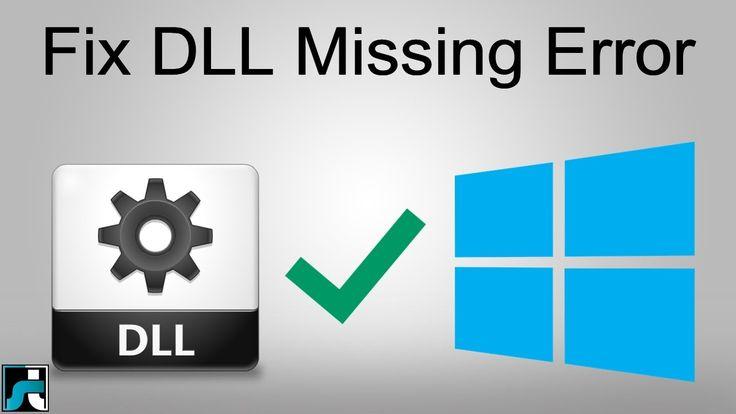 How To Fix DLL Error On Windows 7 8 10 (3 Methods)