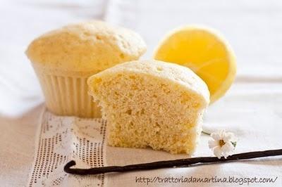 Microwave muffin vanilla (in italian)
