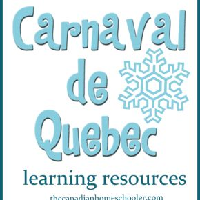 Carnaval de Quebec resources, games, and learning tools