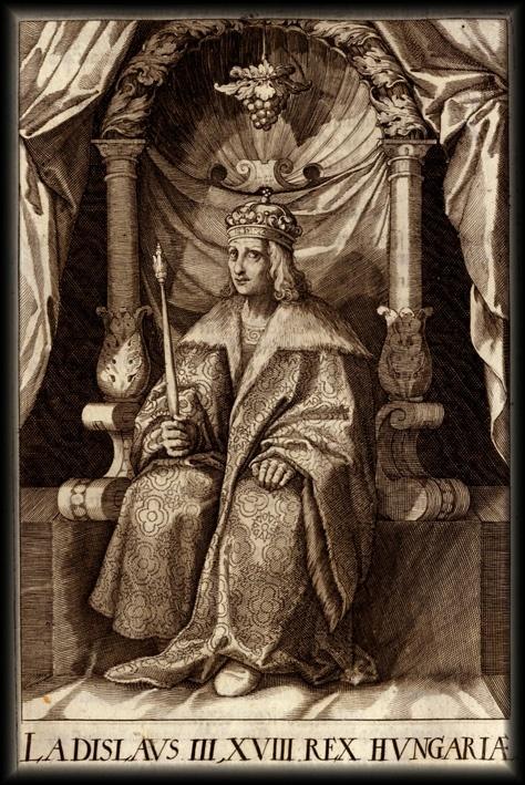 III. László, Árpád-házi magyar király 1204-1205.