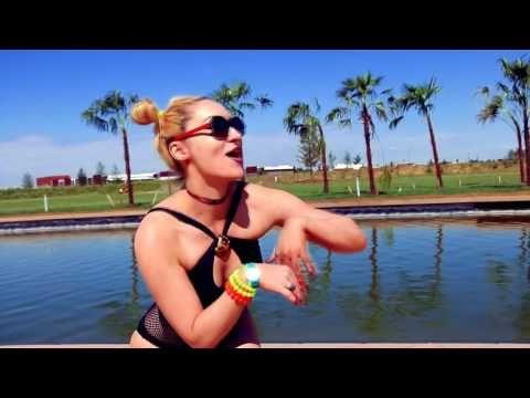 AnitA Vandegal - Suba La Temperatura (MV ) - YouTube