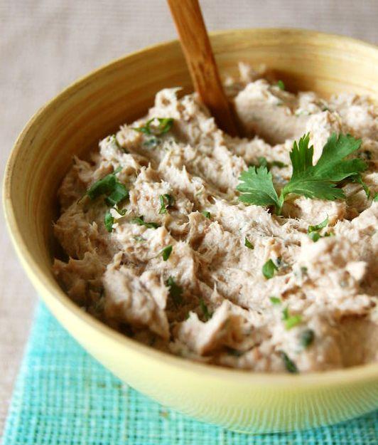 Sardine Spread dip recipe