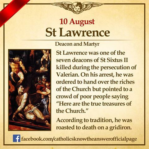 St Lawrence