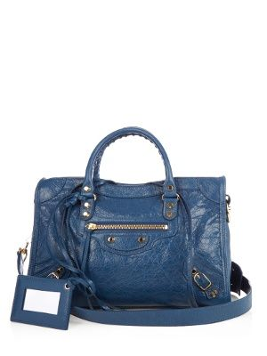 Click here to buy Balenciaga Classic City S bag at MATCHESFASHION.COM