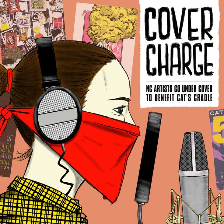 Cover Charge NC Artists Go Under Cover To Benefit Cat's
