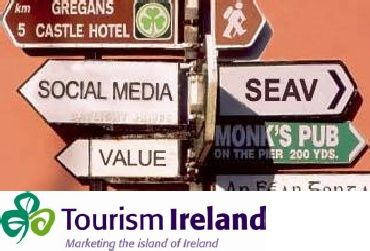 social equivalent advertising value model developed by Tourism Ireland.