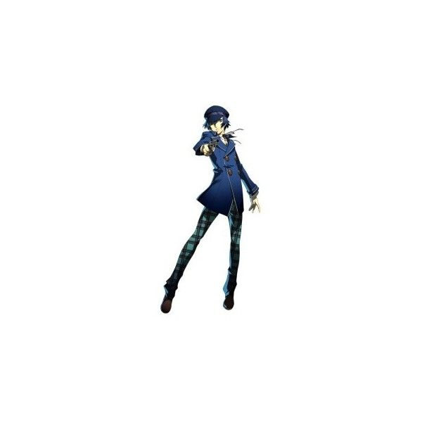 Naoto Shirogane - Megami Tensei Wiki: a Demonic Compendium of your... ❤ liked on Polyvore featuring persona