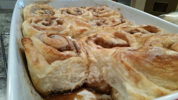 Fresh Baked Goodness