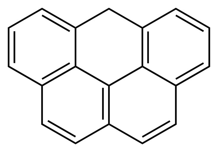 Olympicene - An organic compound shaped like the Olympic Rings