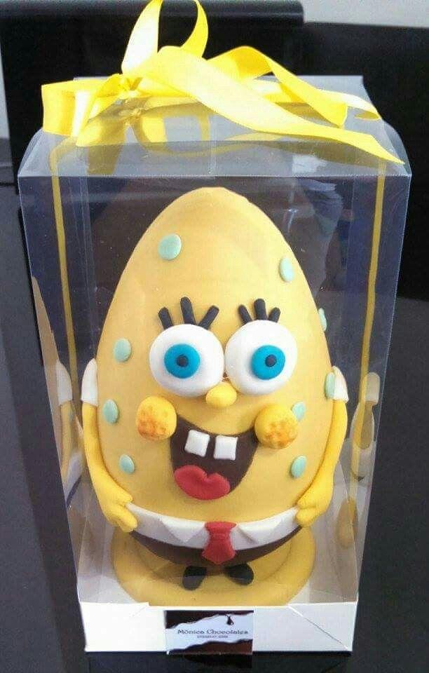 Sponge bob egg