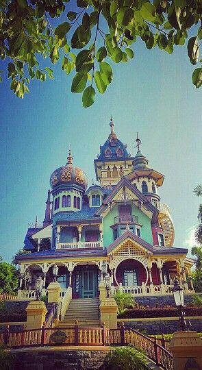 Mystic Manor Disneyland Hongkong