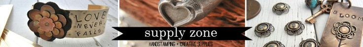 Hand Stamping & Creative Supplies by supplyzone on Etsy