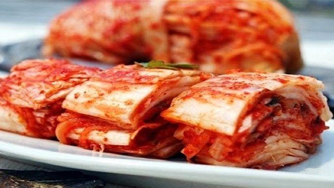 Những món ăn yêu thích của người Hàn Quốc: Kimchi