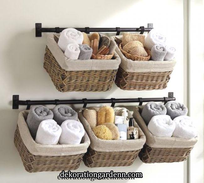 Wanelo Want Need Love Woven World In 2019 Baskets On Wall Bathroom Storage Bathroom Furnitu Diy Bathroom Storage Small Bathroom Decor Baskets On Wall