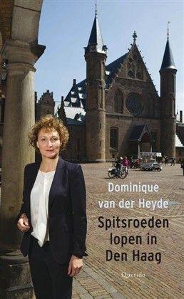 Ebook bij de bib: Spitsroeden lopen in Den Haag - Dominique van der Heyde - In Spitsroeden lopen in Den Haag biedt ze een blik achter de schermen van de politieke verslaggeving: we volgen haar een jaar lang in haar dagelijkse bezigheden op het Binnenhof, tot de aanloop naar Prinsjesdag. https://www.bibliotheek.nl/catalogus/ebook/381079945.html