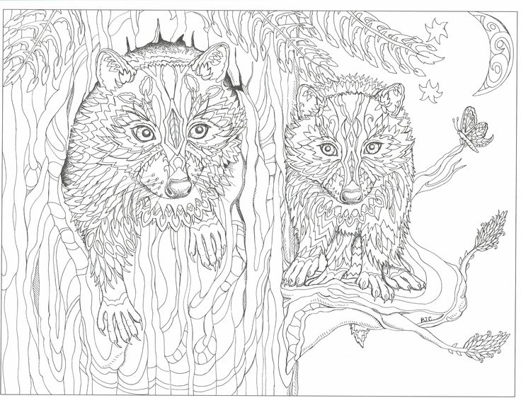127 best Adult Coloring Pages to Save and Print images on Pinterest ...