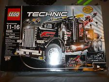 Lego Technic #8285 Tow Truck Pneumatic RARE New Sealed