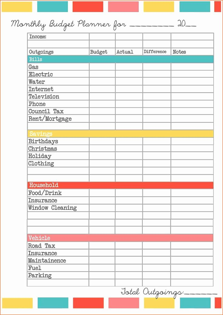 New Excel Small Business Accounting Template Budget