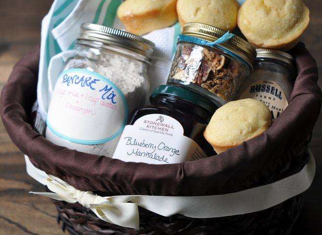 13 best breakfast gift basket images on Pinterest ...