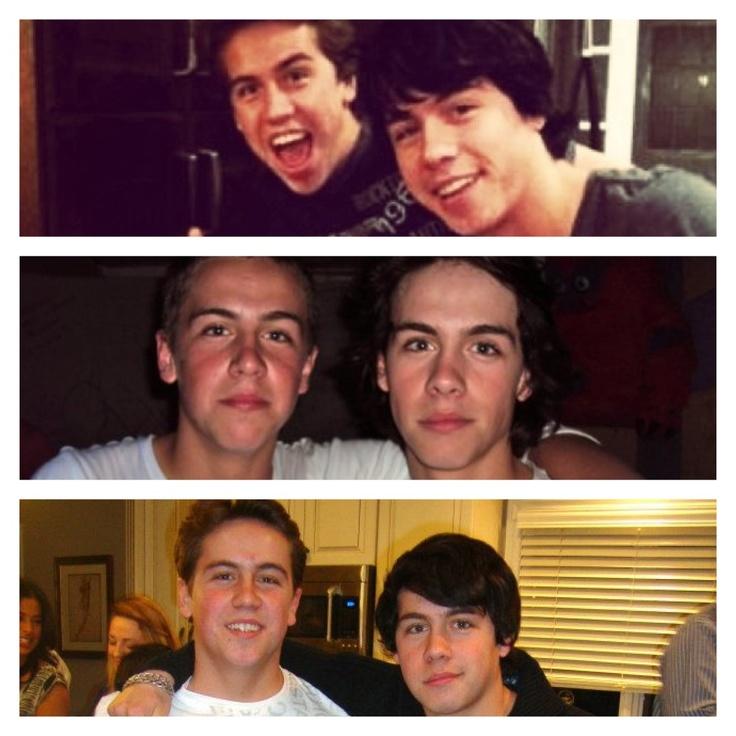 Munro and Thomas Chambers!!! The Chambers Twins!!!! I