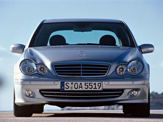 Mercedes-Benz C 220 CDI (W203) '2000–07