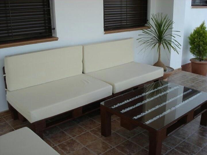 Conjunto terraza mobiliario terraza jardn y playa for Conjunto terraza rattan