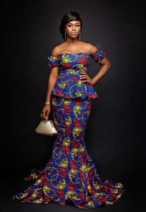 When we talk about print gowns in Ghana and pageantry style evening wear, then Afriken by Nana is the brand for you. The designer took to Instagram to give the world a sneak peak of his soon to come look book which would also be available to buy on FashionGHANA.com. It seems this year Nana would be venturing into more casual 'Spring/Summer style war for the holiday season. Check out three dresses he put to social media below. Photography - @nana_gaza MUA - @facemechanicgh Hair @hairt...