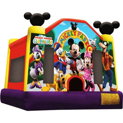 Mickey Mouse Bounce House Jumper